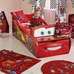 Chambre junior Cars