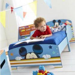 Chambre junior Mickey Mouse
