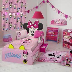 Chambre junior Minnie Mouse