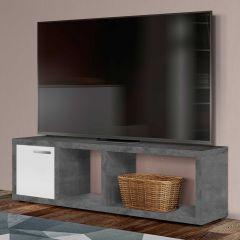 Meuble TV Berkeley 150cm - béton