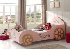 Lit voiture Princess Pinky