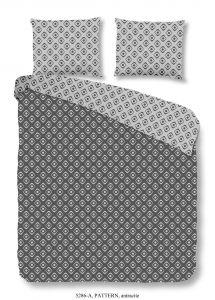 Housse de couette Pattern Antracite 240x220