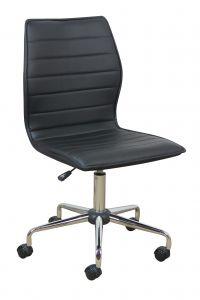 Chaise de bureau Tendance - noir
