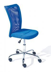 Chaise de bureau Eva - bleu