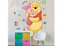 Sticker mural XL Winnie l'ourson