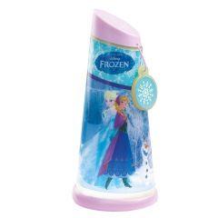 Veilleuse et lampe de poche Reine des neiges