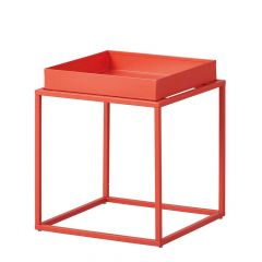 Table d'appoint Club - orange