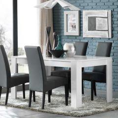 Table à manger Modena 190 cm - blanc