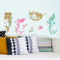 Stickers muraux Little Mermaid