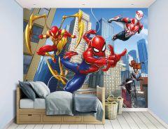 Papier peint Spider-Man
