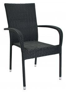 Chaise de jardin Daiza
