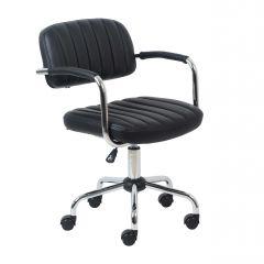 Chaise de bureau Easy - noir
