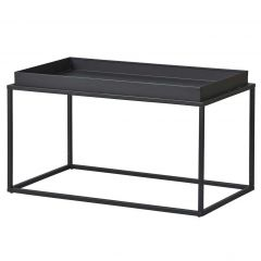 Table basse Club - noir