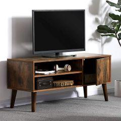Meuble TV Lulu 110cm - brun