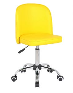 Chaise de bureau Co - jaune