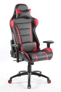 Chaise de bureau Ringo - noir/rouge