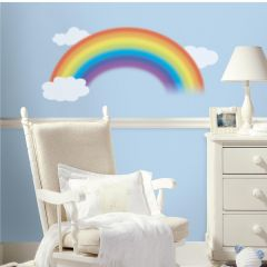 RoomMates stickers muraux - Arc-en-ciel
