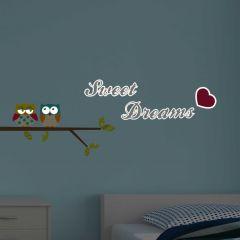 Stickers muraux Sweet Dreams phosphorescents