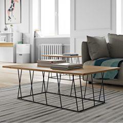 Table basse Helix - chêne