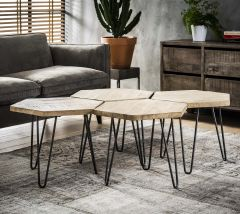 Table basse Nel - clair
