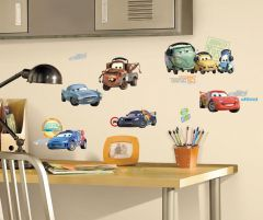 RoomMates stickers muraux - Cars 2