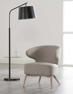 Fauteuil Madeline - clair