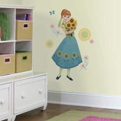 RoomMates stickers muraux - Frozen Fever Anna
