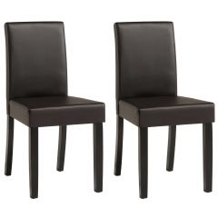 Ensemble de 2 chaises Wina