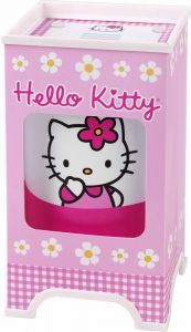 Lampe d'appoint Hello Kitty avec ampoule led