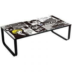 Table basse Comic