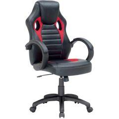 Chaise de bureau Pino - rouge