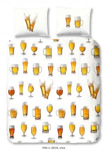 Housse de couette Beer Unite 200x220