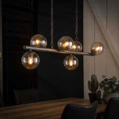 Suspension Trixo 6 lampes