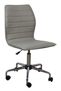 Chaise de bureau Tendance - gris clair