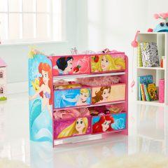 Meuble de rangement Disney Princesse