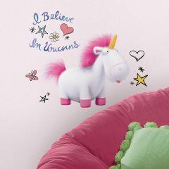 Sticker mural Moi, moche et méchant 3 I Believe in Unicorns