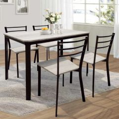 Table et chaises Lily