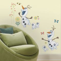 RoomMates stickers muraux - Frozen Fever Olaf