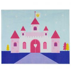 Tapis enfant Little Princess Castle