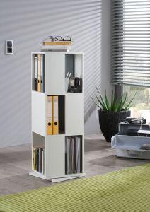 Meuble classeur Tower - blanc