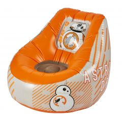 Sofa gonflable Star Wars BB-8