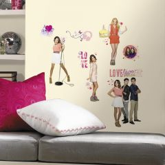 RoomMates stickers muraux - Violetta multi