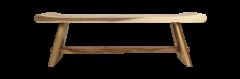 Canapé décoratif Rondo - 120 cm - munggur