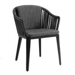 Chaise de jardin Fabio