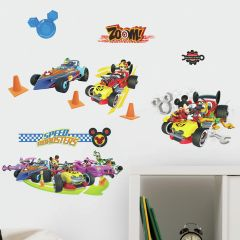 Stickers muraux Mickey & The Roadster's Racing League