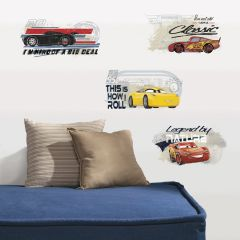Stickers muraux Cars 3 Ages Up