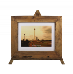 Cadre photo - extra grand - 55x45 cm - teck