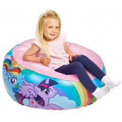 Fauteuil gonflable My Little Pony