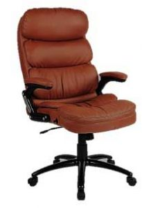 Chaise de bureau Dave - caramel