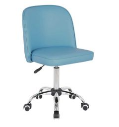 Chaise de bureau Co - bleu